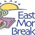 A wonderful Easter Meal at the Breakfast with the Easter Bunny