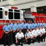Winter Park FL Fire-Rescue Department Bags a Coveted Award