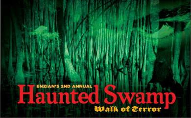 Haunted Swamp Walk of Terror Enzian Theatre