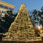 Holiday Tree Lighting Ceremony 2011