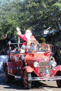 "Winter Park ""Ye Olde Hometown"" Christmas Parade"