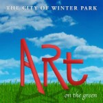 Winter Park's Art on the Green has started!