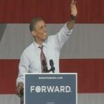 Obama speaks at Rollins College in Winter Park