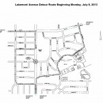 Traffic Delay Notice – Construction On Lakemont Avenue