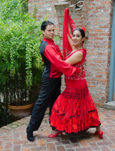 Alborea Dances Flamenco