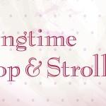 Springtime Sip, Shop & Stroll