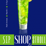 March 1st – Sip, Shop & Stroll is Back!