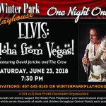 Elvis : Aloha from Vegas !