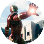 "Popcorn Flicks in the Park presents ""Iron Man"""