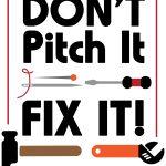 Don't Pitch It! Fix It! Workshop