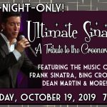 Ultimate Sinatra, a tribute to the Crooners