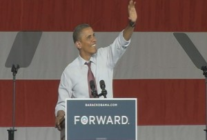 Obama at Rollins College
